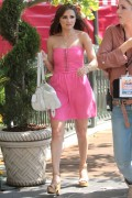 Rachael Leigh Cook - at The Grove for Extra Palooza in Los Angeles 09/10/12