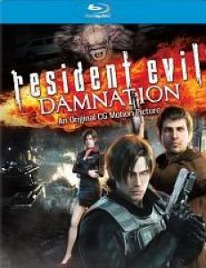 Download Resident Evil Damnation 3D (2012) BluRay 720p Half SBS 600MB Ganool