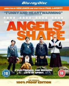 Download The Angels Share (2012) BluRay 720p 700MB Ganool