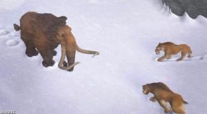 Epoka Lodowcowa / Ice Age (2002) DUB.PL.DVDRip.AC3.XviD-OldStarS *DUBBING PL*