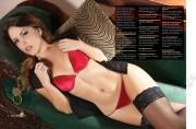 9692c1213392116 Patty Lopez de la Cerda – H para Hombres Mexico – Oct 2012 (x12) photoshoots
