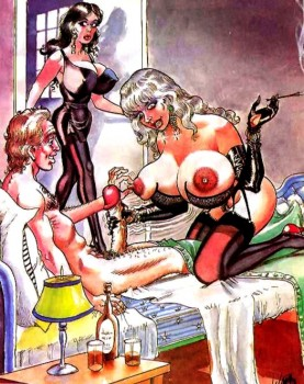 Girl strippers having sex