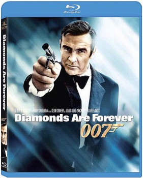 James Bond 007: Diamonds Are Forever 1971 m720p BluRay x264-BiRD