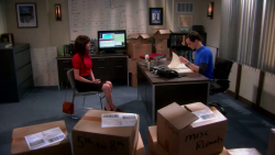 Margo Harshman | Big Bang Theory s06e03 | HD 720p x2 w/ caps