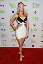 Dana Vollmer - in a Tight Leger at the 33rd Annual Salute To Women In Sports - 10.17.12