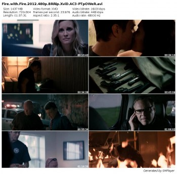 Ogie? zwalczaj ogniem / Fire with Fire (2012) 480p.BRRip.XviD.AC3-PTpOWeR