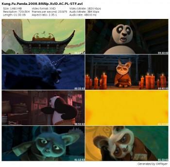 Kung Fu Panda (2008) BRRip.XviD.AC3.PL-STF / Dubbing PL