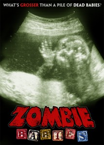 Download Zombie Babies (2011) UNRATED DVDRip 350MB Ganool