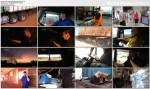 Ciê¿arówk± po antypodach / Outback Truckers (2012) PL.TVRip.XviD / Lektor PL