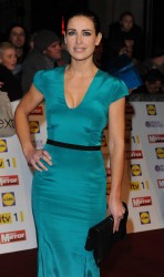 Kirsty Gallacher at the Pride of Britain Awards in London 29th October x15
