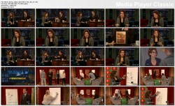 Tina Fey @ Late Night w/Jimmy Fallon 2012-10-10