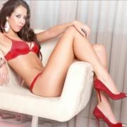 Gatas QB - Tracy Oliveira Hot Magazine Novembro 2012
