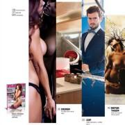 Gatas QB - Raquel Henriques Playboy Portugal Novembro 2012