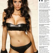 Gatas QB - Lucy Naked | Jessica-Jane Clement | Nuts Magazine