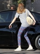 Mandy Moore - out and about in Los Angeles 11/06/12