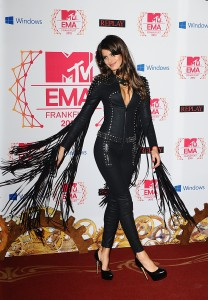Isabeli Fontana @ MTV Europe Music Awards, Frankfurt, 11.11.12 - 2HQ