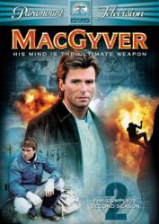 MacGyver Stagione 2 [1986\1987] (Completa) TV-RIP-MP3-ITA