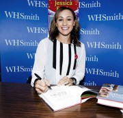 Jessica Ennis at a Book Signing in Sheffield 8th November x12