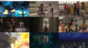 Download Ultraman Saga (2012) BluRay 720p 600MB 300mkv movie