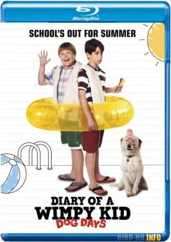 Diary of a Wimpy Kid: Dog Days 2012 m720p BluRay x264-BiRD