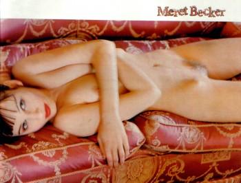 Meret Becker Nude