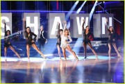 Shawn Johnson on Dancing With The Stars - November 26, 2012