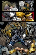The Savage Hawkman #11
