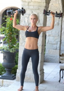 Leslie Mann Yoga Pants