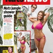 Gatas QB - The Big Boob Issue | Nuts Magazine | 23 Novembro 2012