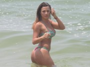 55dab0223733564 Bruna Marquezine mostra Corpão e Neymar cai na Balada!