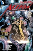 Collection DC Comics - The New 52 (5.12.2012, week 66)
