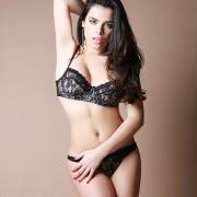 Gatas QB - Rosana Moreira Miss Fanática Record Dezembro 2012