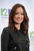 Olivia Wilde at Hurricane Sandy Relief Concert in New York City - December 12 2012 (20HQ) *ADDS*