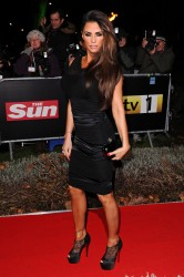 Katie Price(Jordan) @ The Sun Military Awards In London December 6, 2012 HQ x 6