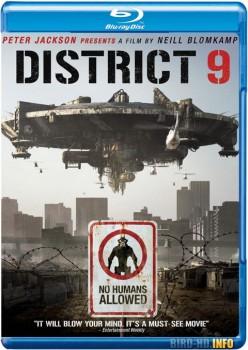 District 9 2009 m720p BluRay x264-BiRD