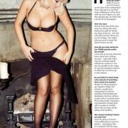 Gatas QB - Billie Faiers | Nuts Magazine | 28 Dezembro 2012