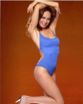 Re Catherine Bach Nude