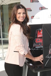 Ali Landry @ 15th Anniversary Of Her Debut Super Bowl Spot. Jan 4, 2013 HQ x 10