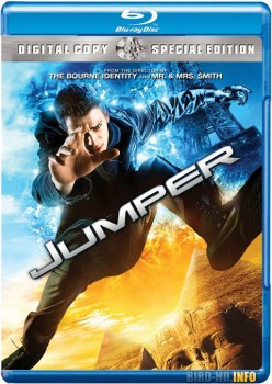 Jumper 2008 m720p BluRay x264-BiRD
