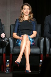 Natalie Zea - FOX 2013 Winter TCA Tour in Pasadena 1/8/13