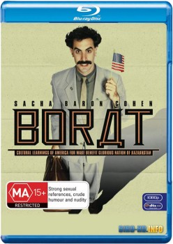 Borat 2006 m720p BluRay x264-BiRD