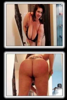 Samantha 38G n Maria Moore   2 Busty BBW Lotioning