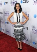 Olivia Munn @ 39th Annual People's Choice Awards in Los Angeles - January 9, 2013 **ADDS**