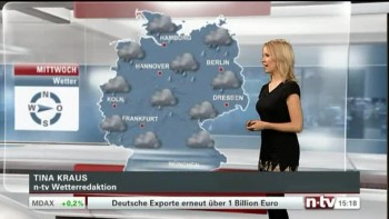 Tina Kraus - ntv - Allemagne 6e5772231313830