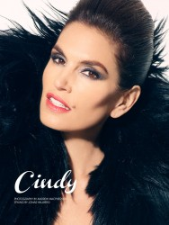 Cindy Crawford - Fashion Gone Rogue by Andrew Macpherson 2013