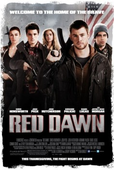 ���������� / Red Dawn (2012)