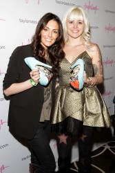 Taylor Cole - Kari Feinstein Style Lounge in Hollywood 1/10/13