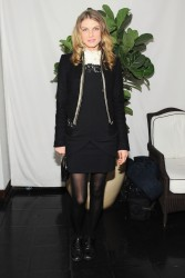 Angela Lindvall - Dom Perignon & W Magazine celebrates the Golden Globes party in LA 1/11/13