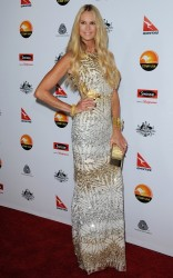 Elle Macpherson - 2013 G'Day USA Black Tie Gala in LA 1/12/13