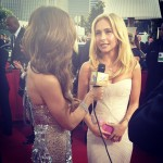 Hayden Panettiere - Golden Globe 2013 red carpet